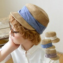 After all it is a hemp material on a hat in the spring and summer! くしゅっとした cotton linen ribbon is covered to deepen ♪ excellent at affinity, and I put it on diagonally and add arrangement, and ◎ / hat / Lady's ◆ natural loose ribbon jute work caps the cr