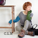 A cotton knit sweater of seven colors of development that it kept from a simple plain fabric to a trendy color in total. Silhouette & sizing / long sleeves ◆ C.L.N (sea L N) of moderate space that there is not a feeling of resistance even if I wear i