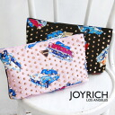 "At clutch bag / shawl / shawl / bias using the original textile ""car camping"" that a lot of classical cars are like ♪ personality / bag /JOY-U13G7BG/ classic car ◆ JOY RICH (Joey Rich): Car Camp Clutch Bag"
