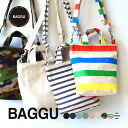 A shoulder bag of cotton canvas material prepared from the ♪ showy color which pochette size had a cute to a natural basic color. Stylish spring kids ◆ BAGGU (bag) which ◎ plain fabric tote bag bag shoulder Thoth has a cute for child: MINI DUCK BAG