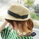 The soft felt hat hat which it was wound around up, and designed tape by a by color casually boom. The color piping that bordered ブリム points it! Lady's miscellaneous goods accessory capeline straw hat-like blind ultraviolet rays measures HAT ◆ by color r