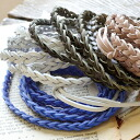 Grow tightly; waist marking. String-formed braid 細 belt without belt metal fittings. Both ◎ sides are form of fringeware accessory woman miscellaneous goods Lady's ◆ fake leather braid Thailand belts for waist marking and browsing
