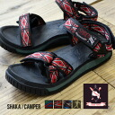 """CAMPER"" which it was simple, and located a South African traditional pattern and tape of the coloration. 432004 men gap Dis shoes shoes summer OUTDOOR mail order Rakuten ◆ SHAKA (Shaka) '14 CAMPER for women for unisex sports sandals men of the"