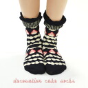 I love sweets girls turned into socks! Soft whipped cream yummy Strawberry pattern crew socks. Frill of the mouth it is point ♪ Womens Middle socks ladies ' gadgets accessories socks shoes the ◆ cake decorating regular socks