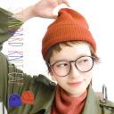 ニットワッチ of the ♪ tender acrylic material which is usable for 365 days. Thoroughly simple & basic design hat Lady's knit hat plain fabric knit cap ◆ シンプルニットワッチ without decoration all