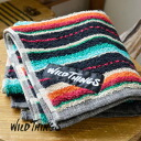 A towel is a season of the requisiteness! It is 100% of ♪ face towel handkerchief towel cotton cotton camping trip ◆ WILD THINGS (wild things) SERAPE FACE TOWEL with the outdoor event and sea, the sporty towel of the OUTDOOR brand including sports cool