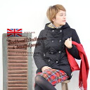 Classic quilted coat 'Luton' fleece liner (PVC figure) Women's outerwear jacket quilted Luton 2008 I ◆ Traditional Weatherwear ( traditional weather were ) Luton Leopard liner double quilted hood jacket
