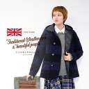 Classic quilted coat 'Luton' wide Bader (PVC figure) Women's outerwear jacket quilted Luton 2008 X ◆ Traditional Weatherwear ( traditional weather were ) Luton book laborda double quilted hood jacket
