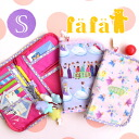 Lamination of the saryu multicast. Enhanced pocket to organize small handbooks or bank account, passport and cards conveniently multi holder ♪ examination ticket point card 5147-0003 ◆ fafa ( fe'ee ) :BRINA laminate diary case S [A]