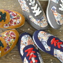 Switched on too sweet floral fabric reminiscent of Paisley, sneakers. And casual pair of feminine balance is exquisite! women's shoes women's shoes athletic shoes faux suede ◆ Paisley flower x fake Swede sneakers