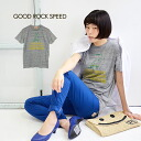Everyone loves vintage Snoopy vintage style Tee shirt ♪ Croton based upon strong moderate casual shirt and item a great anime ladies Short Sleeve Tops spring spring summer summer ◆ GOOD ROCK SPEED (speed good look) snoopy t-shirt