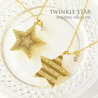 twinklestarネックレス