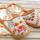 Print portable slippers