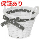 23,032-1 willow basket WH