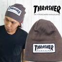 스랏샤 THRASHER 왓치캐프콧톤왑펜