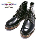 "Toys McCoy TOYS McCOY work boots ""Surveyor"" black WORK BOOTS ""SURVEYOR""BLACK"