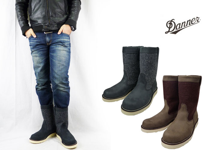 Earth Market | Rakuten Global Market: Danner Danner Harris Tweed ...