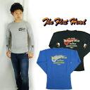 플랫 THE FLAT HEAD 셔츠 긴 소매 열 THL 시리즈 「 KEEP COOL 」
