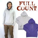 Full count FULLCOUNT race up sweat shirt (trainer) parka