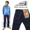 Indian Motorcycles Indian Motorcycle native straight jeans (jeans & G bread / denim)