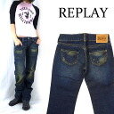 "<span class=""CRHTML_TXN"" lang=""en"">REPLAY replay roller is slim straight jeans (jeans, jeans denim)</span>"