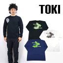 TOKI 따오기 긴소매 T셔츠 「버터플라이」우송료・대금 상환 수수료별