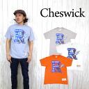 """체스위크 CHEWICK 반소매 T셔츠 프린트""""SANDIEGO"""""""