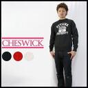 CHESWICK 체스위크 MADE IN CANADA 콜렉션 크루 넥 스웨트(트래이너)