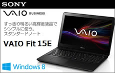 SONY SVF15327EJB(�֥�å�) VAIO Fit 15E Office��