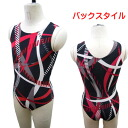 140.150 centimeters of sleeveless leotards * amulet [exercise use for child service leotards kids Jr. padded vest operation cot luster rhythmic gymnastics exercises] made in Japan