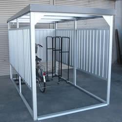 ... 小屋/庭/スペース/自転車/設置
