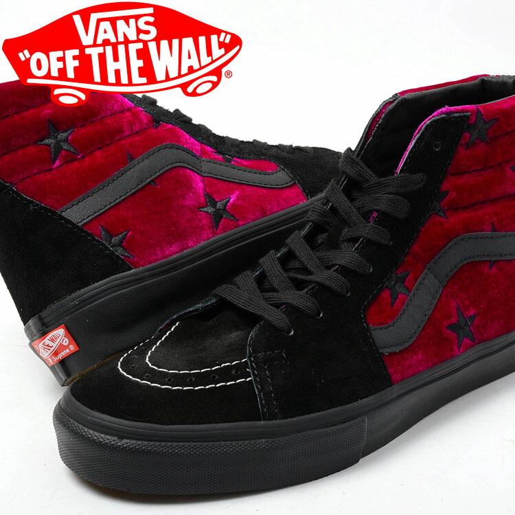 Vans Red Velvet