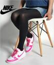 NIKE DUNK LOW GS WHITE/PINK cheap Nike Dunk low white / pink women's Sneakers Shoes