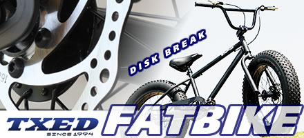 TXED ファットバイク 20インチ