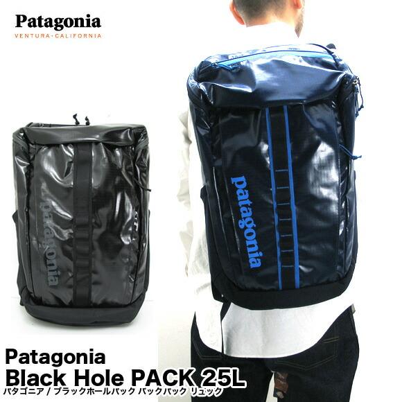 自転車の 通勤用自転車 女性 : Patagonia パタゴニア Black Hole PACK ...