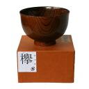 국그릇 일본의 기 거(느티나무)(목제, 옻도, 알아요) 001-60110 P06jul13