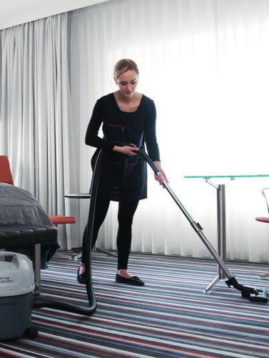 ニルフィスク 世界で愛されてきた掃除機