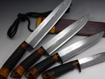佐治武士和式ナイフ「若武者」