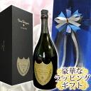 Regular imports organdy blue wrapping specifications! Dom Perignon (Dom Perignon) 2004 750ML