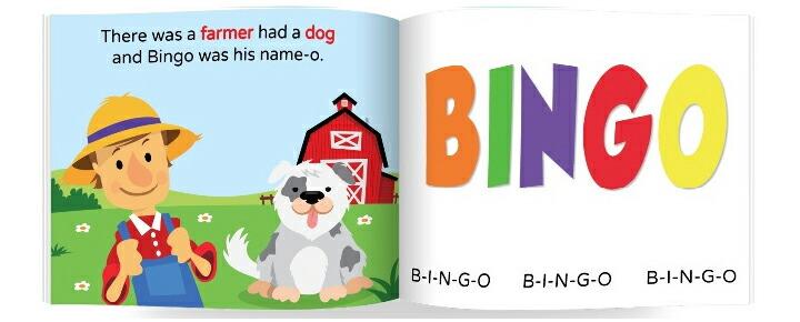 Books Super Simple Songs Bingo