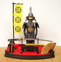 ARMOR SERIES, samurai warrior figures