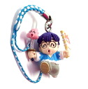 ◆ Dr... in the slump Arale Chan netsuke Shinsengumi's toys! ( Arale ) 3 pieces set order code