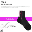 CWX CW-X Wacoal 3D running jogging sports socks socks unisex man and woman combined use HYO189