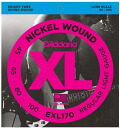 D'Addario (다 다 리오) 베이스 줄 EXL170 45-100