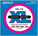 D ' Addario (D'Addario)-based string EXL170 45-100