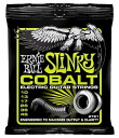 ERNiE BALL (Ernie Ball) electric guitar chords # 2721 Cobalt Regular Slinky (コバルトスリンキー) 10-46