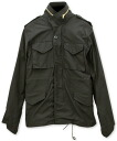 ★ US type M65 field jacket black /M-65 / military jacket