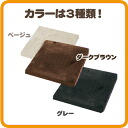 2010 Memory foam cushions (zabuton Geta) reviews you've written 1,080 Yen!