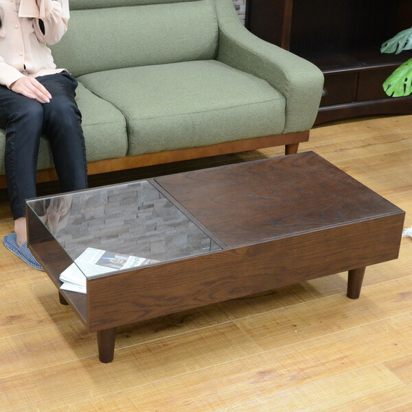 EMOOR Co.Ltd.  라쿠텐 일본: 낮은 테이블 거실 테이블 유리 테이블 ...