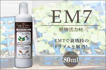 EM研究所  EM7 80ml